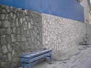 Чистка природного камня,  удаления ржавчины,  очистка поверхности