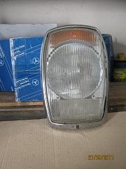 Фары на Мерседес W115