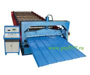 линии производства профнастила,  металочерепицы из Китая