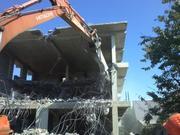 Демонтаж,  снос зданий,  сооружений