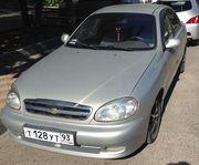 Продаю Chevrolet Lanos,  2008 г.
