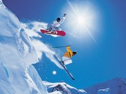 мечтаете освоить горные лыжи или сноуборд