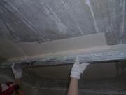 Штукатурка потолка в Сочи