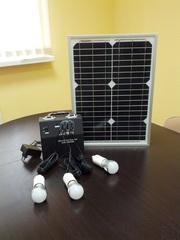 Продаем  солнечные электростанции мобильные
