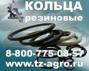 Кольцо резиновое круглого сечения купить 4
