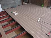 Монтаж террасной доски в Сочи