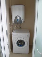 Подключение,  ремонт водонагревателей,  стиральных машин