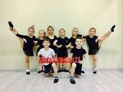Объявляется набор детей в группы по детской хореографии