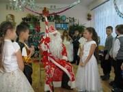 Дед Мороз и Снегурочка в Сочи