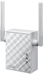 Ретранслятор ASUS RP-N12 WiFi 300Мбит/сек. + 1 порт LAN 100Мбит/сек.