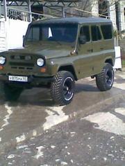 УАЗ-31519