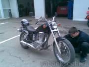 мотоцикл Suzuki savaje
