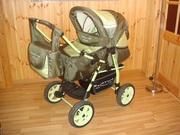 Детская коляска трансформер Bebetto Bony 1 Classic